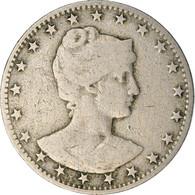Monnaie, Brésil, 200 Reis, 1889, TB, Copper-nickel, KM:504 - Brazil