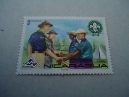 NICARAGUA MNH  STAMPS JAMPOREE  SCOUTS - Nicaragua