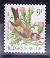 BELGIQUE BUZIN COB 2190 ** MNH, TYPO 2, SIGNATURE DOUBLEE .  (3PO62) - 1985-.. Uccelli (Buzin)
