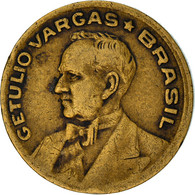 Monnaie, Brésil, 20 Centavos, 1946, TTB, Aluminum-Bronze, KM:556a - Brazil