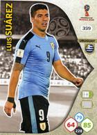 Trading Cards Panini Football Fifa World 2018 Russia Adrenalyn Uruguay 359 Suarez Luis - French Edition
