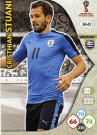 Trading Cards Panini Football Fifa World 2018 Russia Adrenalyn Uruguay 360 Christian Stuani - French Edition