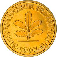 Monnaie, République Fédérale Allemande, 10 Pfennig, 1997, Hambourg, BE, SPL - 10 Pfennig