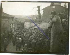 Allemande   Photo -Deutsche Soldaten  55(Meuse) Vor Verdun  Eglise Frankreich   -  WWI/1.WK  (5-6) - 1914-18