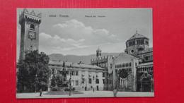 Trento.Piazza Del Duomo - Trento