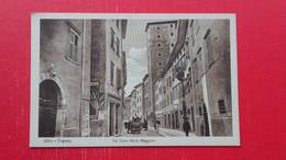Trento.Via Santa Maria Maggiore - Trento
