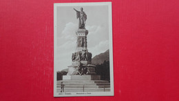 Trento.Monumento E Dante - Trento