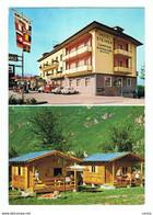 LEIFERS - LAIVES (BZ):  HOTEL  STEINER  -  2  VEDUTE  -  PER  LA  SVIZZERA  -  FG - Hotels & Restaurants