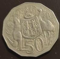 AUSTRALIA  1978  50 CENT - 50 Cents