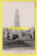 GUERRE DE 1870-71 / PASSAVANT (51) / MONUMENT COMMÉMORATIF DU MASSACRE DES MOBILES (25 AOÛT 1870) / ANIMÉE - Other Wars