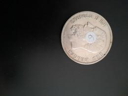Piece Argent  5FR BELGIQUE - 11. 5 Francs