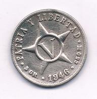 5 CENTAVOS 1946 CUBA /7090/ - Cuba