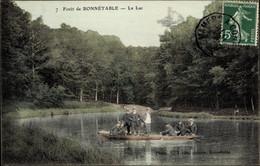 CPA Bonnétable Sarthe, Le Lac - Autres Communes