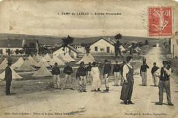 CAMP DU LARZAC Entrée Principale Militaires + Felles RV   RV - La Cavalerie