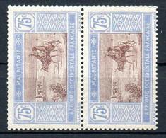 Col22  Mauritanie N° 30 Paire Neuf XX MNH  Cote 6,00 Euro - Nuevos