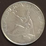 ITALIA REPUBBLICA LIRE 500 B 1961 CENTENARIO - 500 Lire