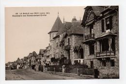 - CPA LA BAULE-SUR-MER (44) - Boulevard Des Dunes Devant El-Cid - Edition Chapeau 163 - - La Baule-Escoublac