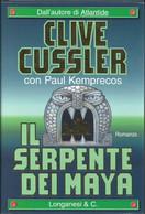 CLIVE CUSSLER - Il Serpente Dei Maja. - Novelle, Racconti