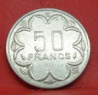 50 Francs 1979 E - TTB - Ancienne Pièce De Monnaie Afrique Ouest Collection - N20912 - Other - Africa
