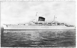ANTILLES - French Line - Compagnie Générale Transatlantique - Passagiersschepen