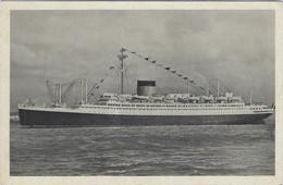 LAFAYETTE - French Line - Compagnie Générale Transatlantique - Passagiersschepen