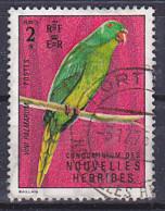 Nouvelles Hébrides -1972 - Oiseau - Bird - Vogel - Pájaro - Uccello - Y&T N°335 - Oblitéré, Used, Usato - - Gebruikt