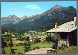 °°° Cartolina - Andalo Panorama Viaggiata (l) °°° - Trento