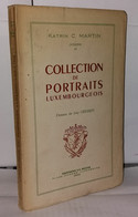 Collection De Portraits Luxembourgeois - Autographed