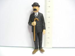 PAS KINDER FIGURINES TINTIN N° 3  ML10 2010 DUPONT - Tintin