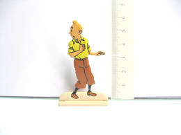 PAS KINDER FIGURINES TINTIN N° 1 METAL ML 2010 - Tintin