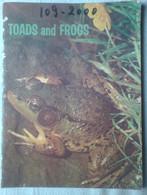 USA Toads Frogs Grenouilles Basic Science Education Series Bertha Morris Parker Plus De 35 Illustrations Arnold W. Ryan - Wildlife