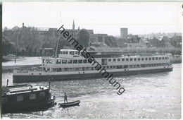 Rheinschiff Runstroom - Fahrgastschiff - Foto-Ansichtskarte - Ohne Verlagsangabe - Passagiersschepen
