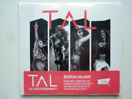 Tal Cd + Dvd Digipack À L'Infini Live Tour - Non Classificati