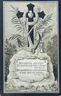 DOODPRENTJE -GUSTAVUS HUYS WEDUWNAAR  VAN M.L. MAESSCHALCK(°DEINZE 1858 /+PETEGHEM  1925 (dp 50) - Overlijden