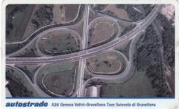 VIACARD AUTOSTRADE A26 GENOVA VOLTRI-GRAVELLONA TOCE SVINCOLO DI GRAVELLONA - Other