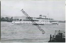 Rheinschiff Berlin - Fahrgastschiff - Foto-Ansichtskarte - Ohne Verlagsangabe - Passagiersschepen