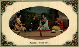 Japanese Home Life  JAPON JAPAN JAPON - Altri