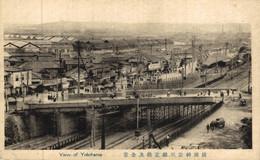 View Of Yokohama  JAPON JAPAN JAPON - Yokohama