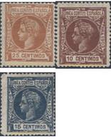 Ref. 654531 * USED * - SPANISH GUINEA. 1903. LEYENDA - GUINEA CONT ESPAÑOLA - Guinée Espagnole