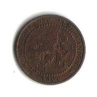Niederlande 1 Cent 1906 Wilhelmina - 1 Cent