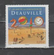 FRANCE / 2010 / Y&T N° 4452 ** : 150 Ans De La Fondation De Deauville X 1 - Nuovi