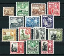 Malta (Británica) Nº 178/... Nuevo* Cat.58,50€ - Malta (...-1964)