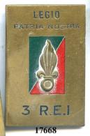 17668 . LEGION .3e RGT. ETRANGER D'NFANTERIE - Armée De Terre