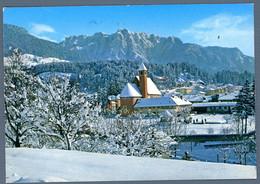 °°° Cartolina - Cavalese Panorama Viaggiata (l) °°° - Trento