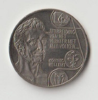 Niederlande 1 Ecu 1992 Willem - Nederland