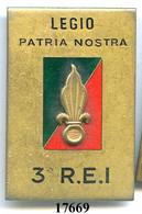 17669 . LEGION .3e RGT. ETRANGER D'NFANTERIE - Armée De Terre