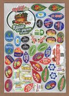 AC - FRUIT LABELS Fruit Label - STICKERS LOT #108 - Fruits & Vegetables