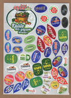 AC - FRUIT LABELS Fruit Label - STICKERS LOT #111 - Fruits & Vegetables