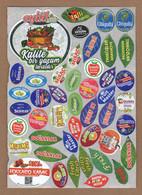 AC - FRUIT LABELS Fruit Label - STICKERS LOT #115 - Fruits & Vegetables