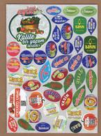 AC - FRUIT LABELS Fruit Label - STICKERS LOT #117 - Fruits & Vegetables